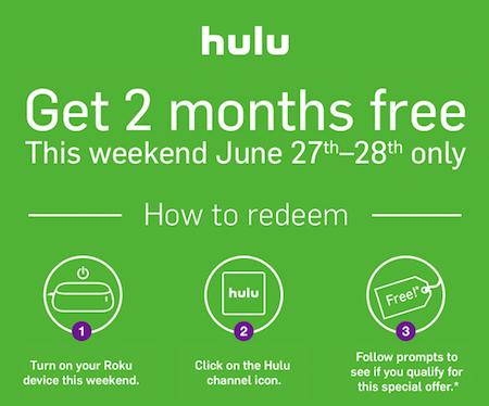Free Hulu