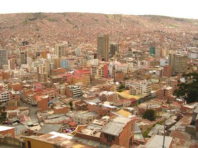 Fotos de La Paz - Bolivia