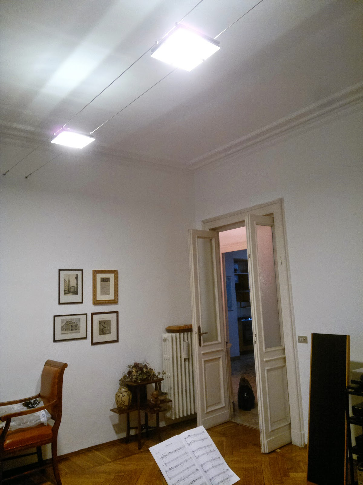 Illuminazione led casa quadra power lampada a led ad alta for Illuminazione a led
