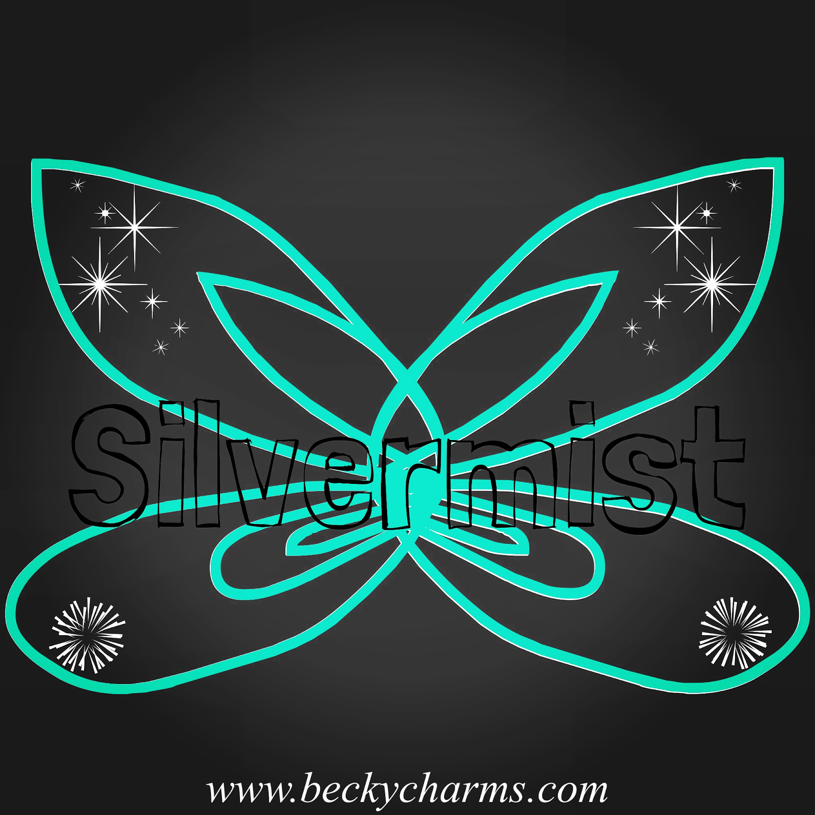 Disney Fairy Wings Silvermist Graphic Art Recreate by BeckyCharms