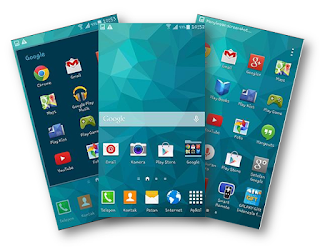 Custom ROM Andromax C2 berasa Samsung Galaxy S5