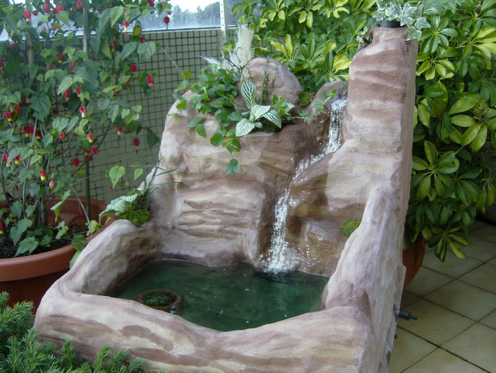 Arte dupla lagos for Lagos de jardin