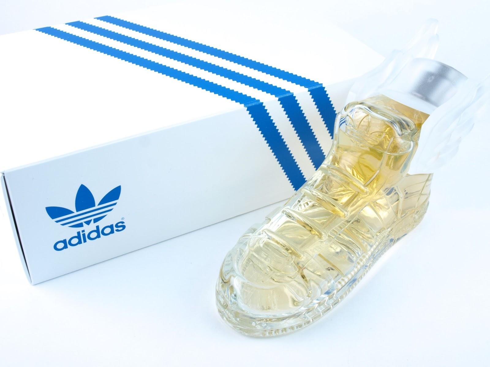 Adidas Originals By Jeremy Scott Eau De Toilette For Women Men Parfum Original Get Ready Review