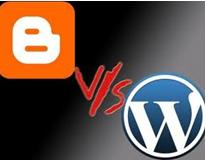Blogger y Wordpress los CMS más utilizados por los blogueros.