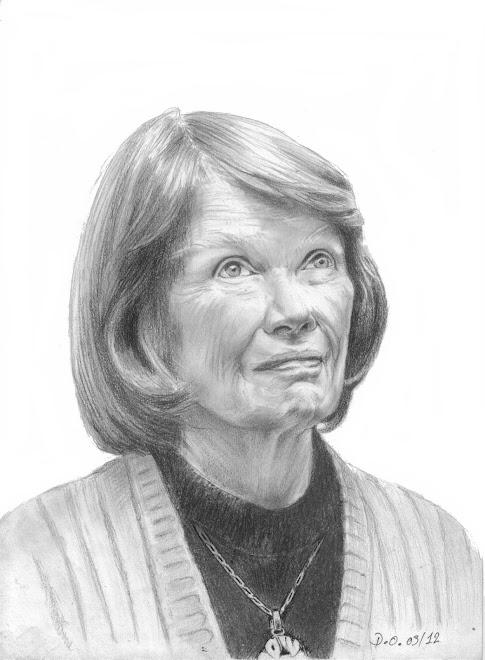 Danièle Mitterrand (2012)