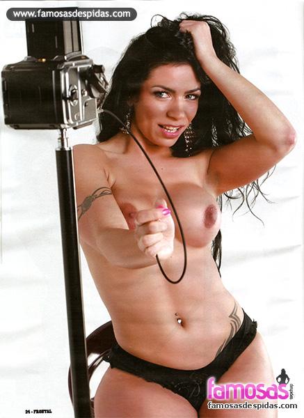 Daniela Ferreira nua na Penthouse