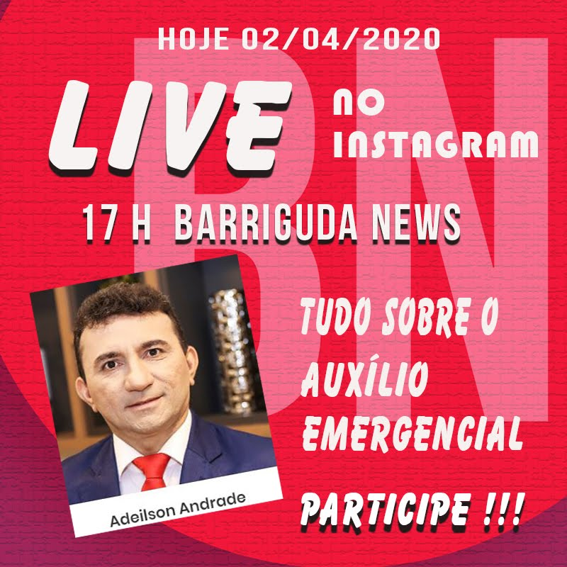 LIVE NO INSTAGRAM