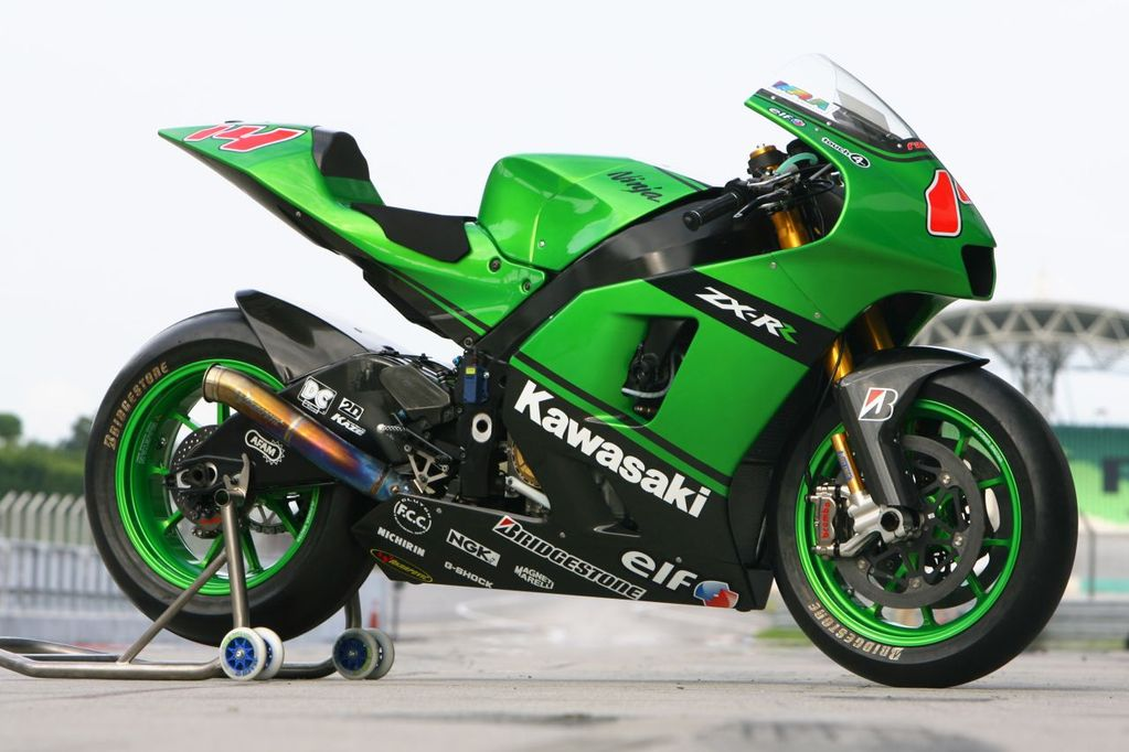 Photo of Motor Ninja Kawasaki