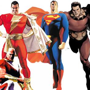 15 Clónicos de Superman en el mundo del comic (1/3)
