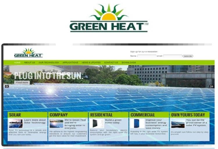 Green Heat, Solar PV