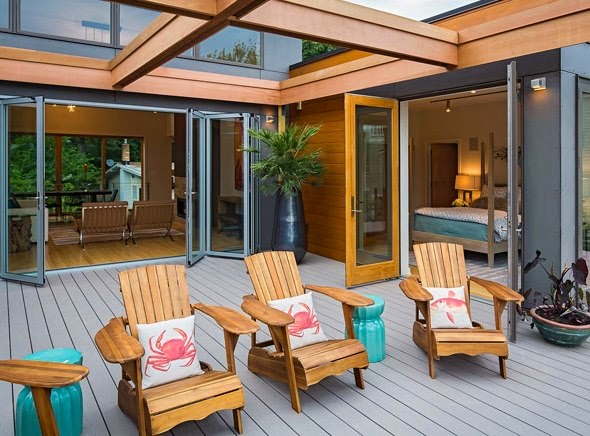 Desain Rumah Minimalis Sederhana 1 Lantai 3 Kamar Tidur Breezehouse