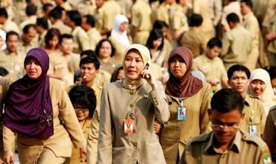 Materi Ujian Calon Pegawai Negeri Sipil (CPNS) 2013