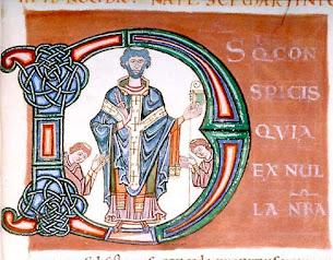 Saint Martin of Tours -- European