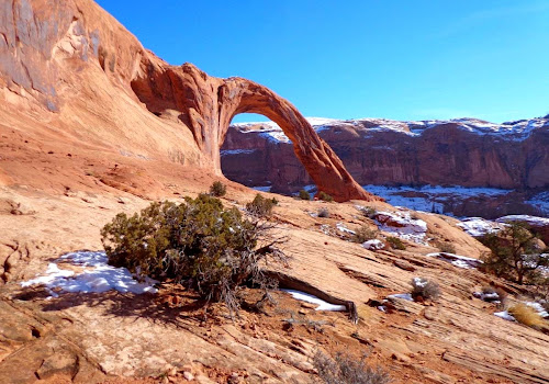 Corona Arch - Utah – USA