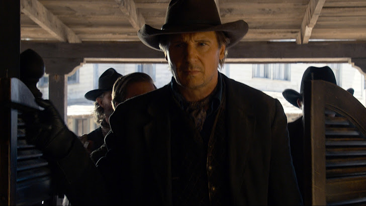 A Million Ways to Die in the West Liam Neeson