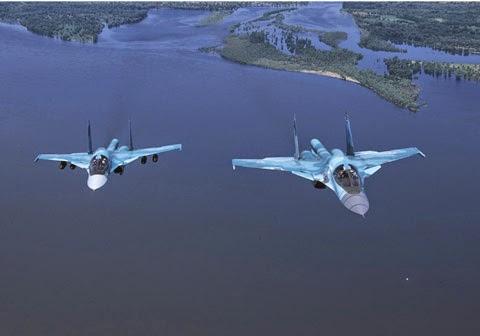 Pesawat Canggih Su-34 Bombers Dan Kekuatan Maritim Indonesia