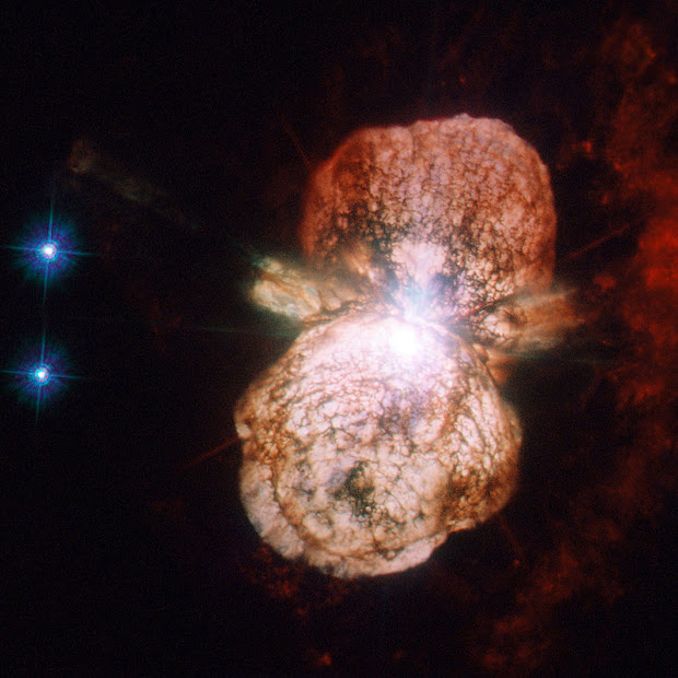 Eta Carinae: a future bright Supernova!
