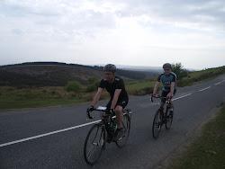 Good Friday - Racing Across Dartmoor