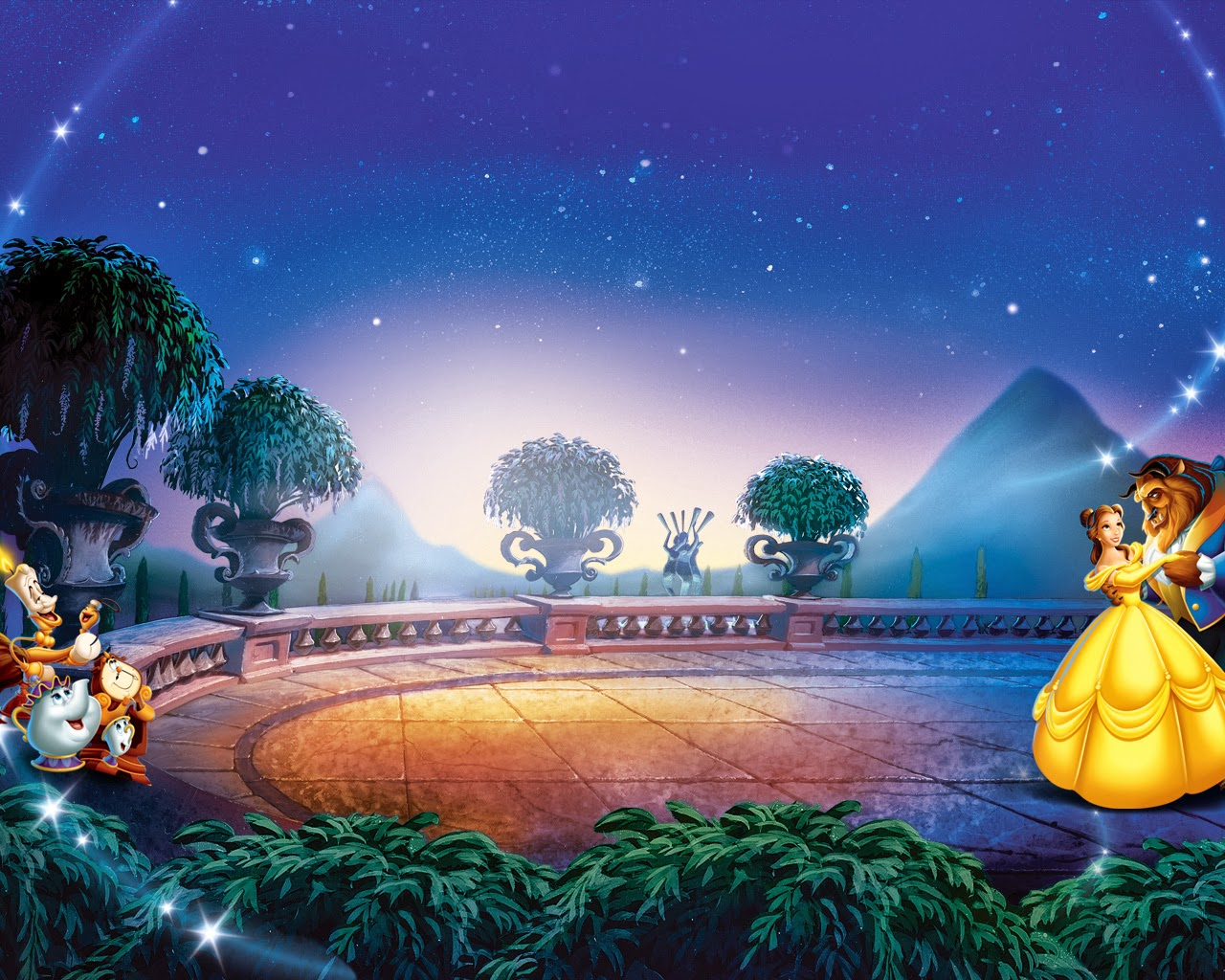 Beauty And The Beast HD Wallpapers Free Download