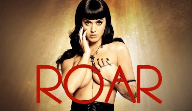 katy perry roar cover photo