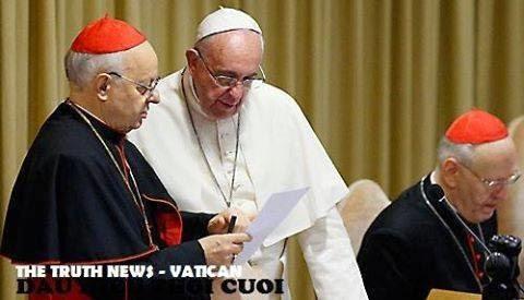 Đức Phanxicô quyết định không dùng tiếng Latin trong Thượng Hội Đồng