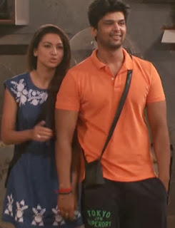 Gauhar Khan And Kushal Tandon new Pics bigg boss 7