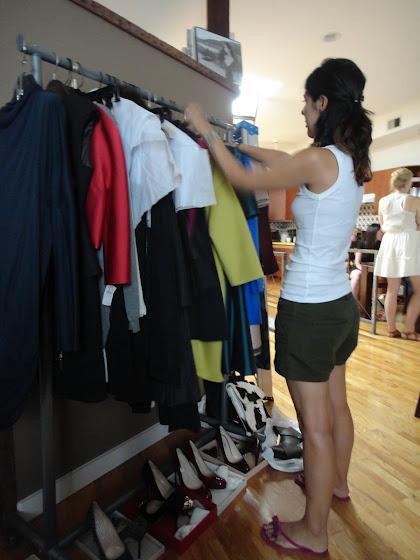 Sheridan Rd Fashion,  Jessica Moazami