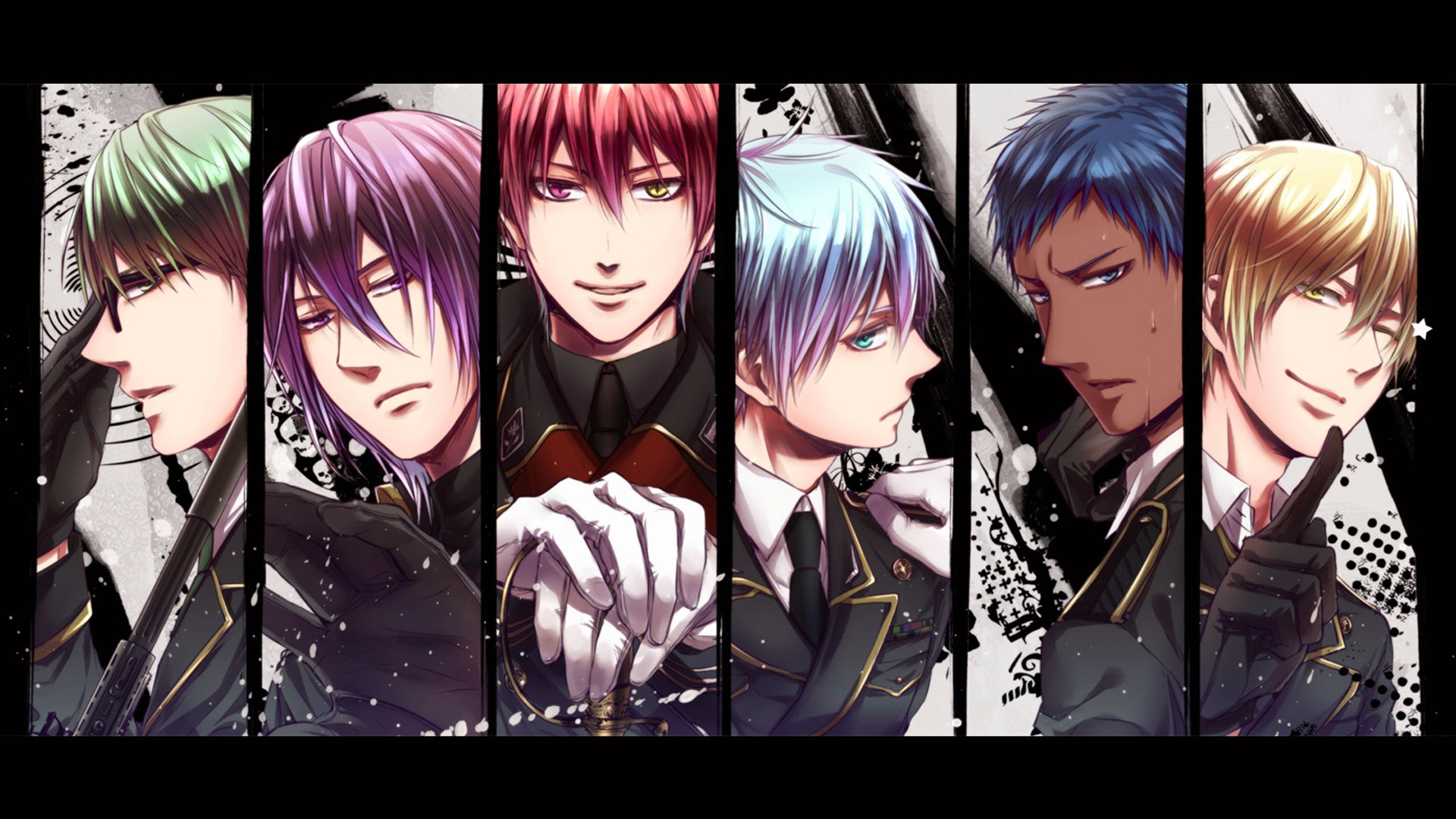 generation of miracles aomine - photo #4
