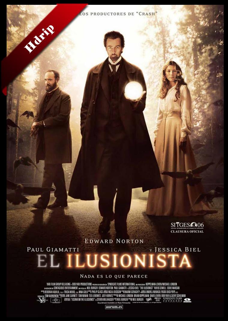 El Ilusionista HD