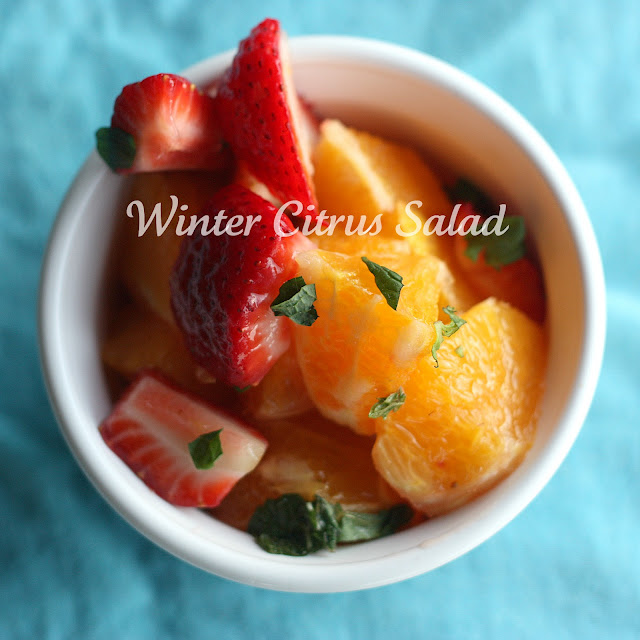 Clawson Live: Winter Citrus Salad