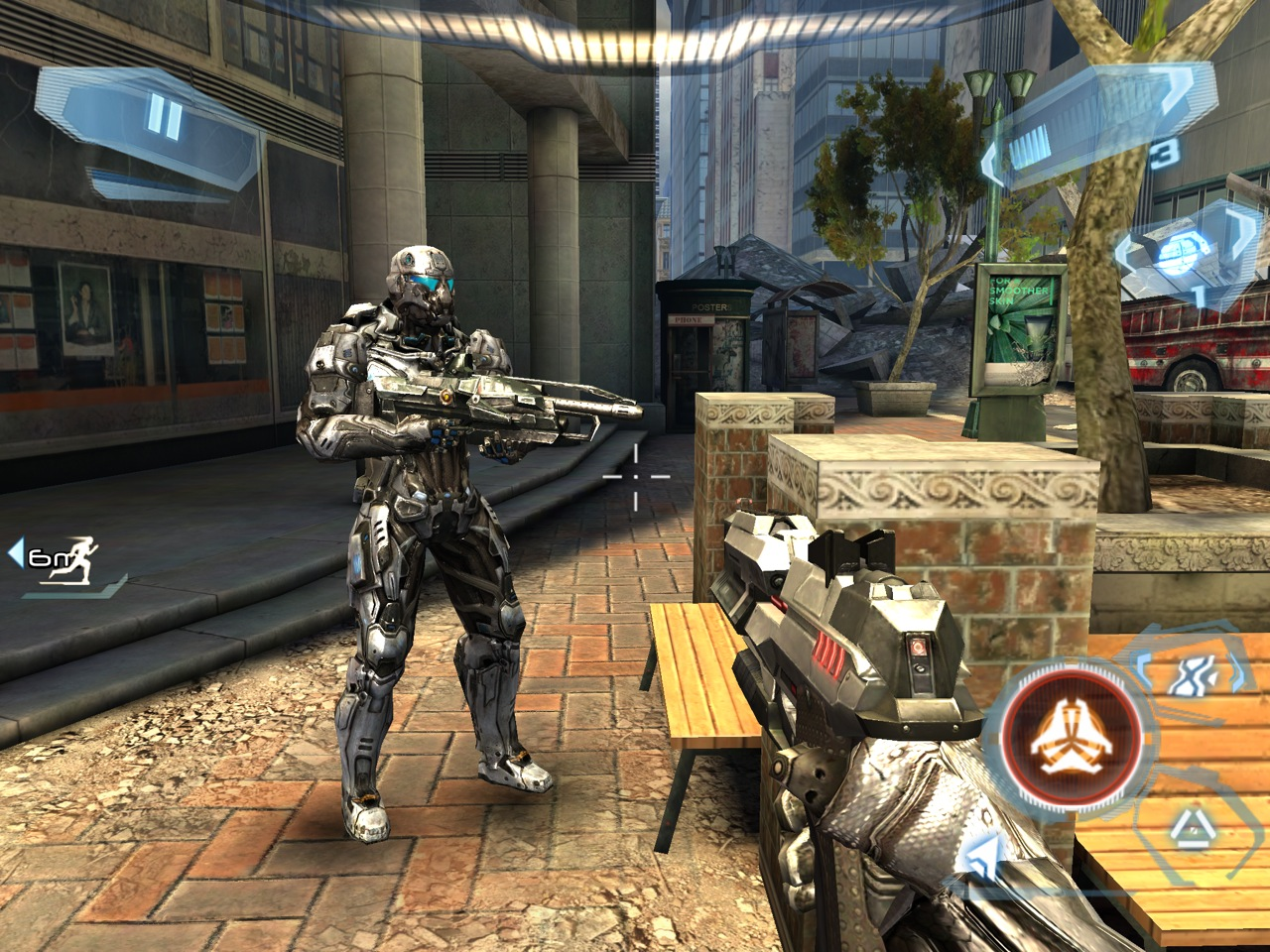 The Most Immersive And Impressive Sci Fi FPS Franchise On Smartphones