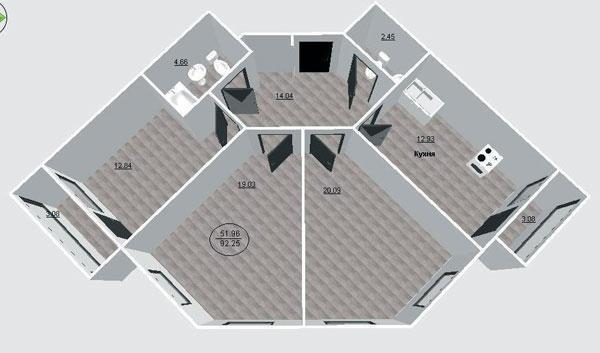 Фото план дома