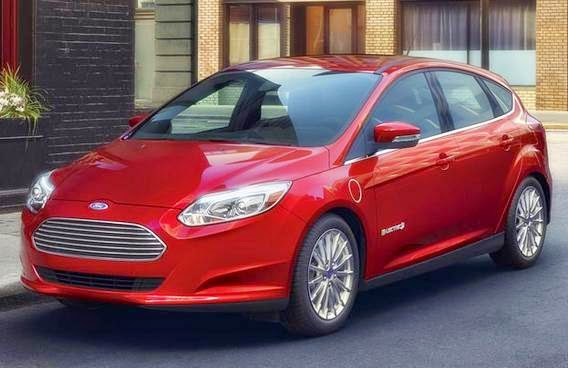 2015 Ford Focus Hatchback ST Release Date