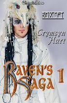 A Raven Saga Books 1-3
