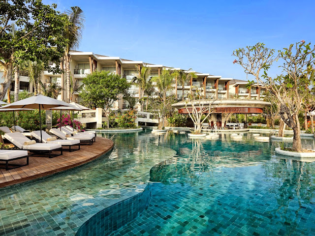 Sofitel Bali Nusa Dua Beach Resort - pool