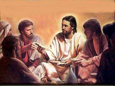 JESUS COMEÇOU A OBRA E ENSINOU PARA QUE CONTINUASSEMOS SUA  MISSÃO