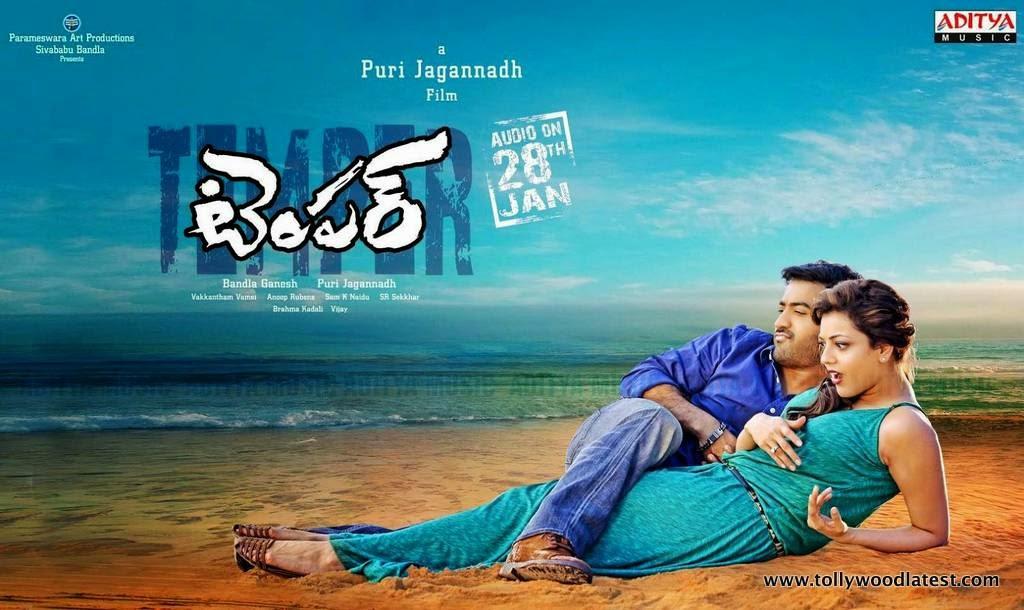 Temper (2015) Telugu Full Movie HD 1080p Free Download