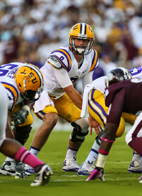 Is Zach Mettenberger a Heisman Trophy contender?