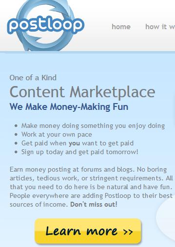 earn extra money forum