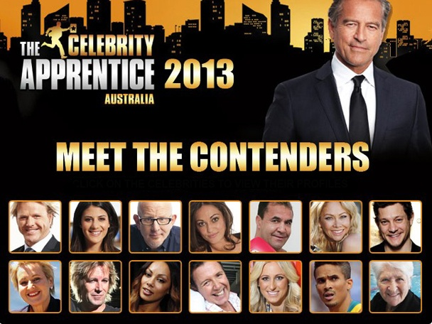 The Celebrity Apprentice Australia: Nathan Jolliffe's ...
