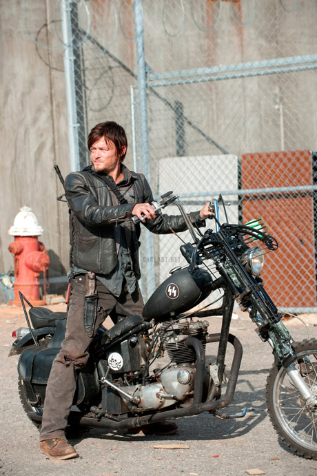 The Walking Dead 3x16: imágenes del capitulo final