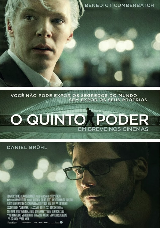 O Quinto Poder – Dublado (2013)