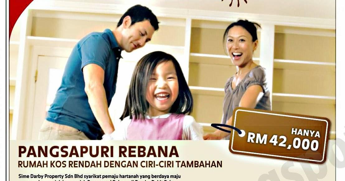 Syarat Beli Rumah Kos Rendah Johor