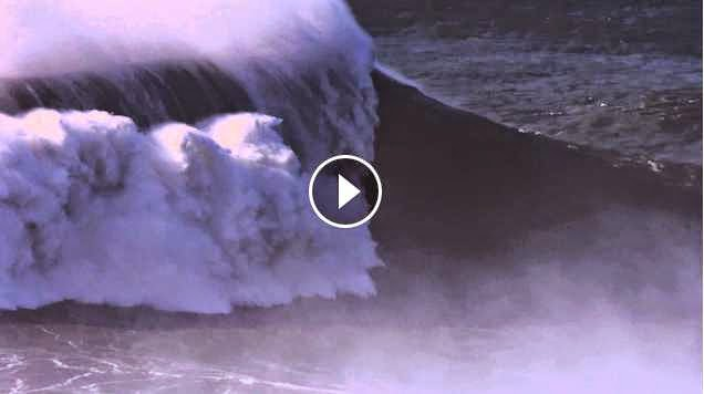 Benjamin Sanchis - Nazare Portugal NOUGH SAID