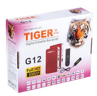 TIGER G12 HD NOVA ATUALIZAÇÃO V6.00.20 30/01/2016