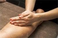 masaje circulación sanguínea