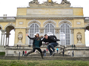 Jump in Vienna!