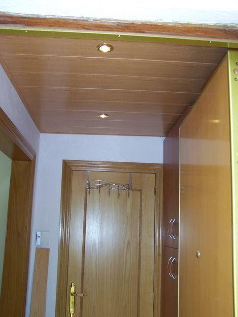 Cerrajeria ramajo techos forrados de lamas de aluminio for Lamas aluminio techo