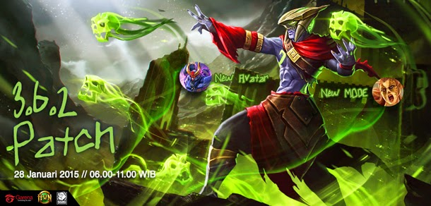 Update Terbaru v3.6.2 HoN (Heroes of Newerth) Garena Indonesia