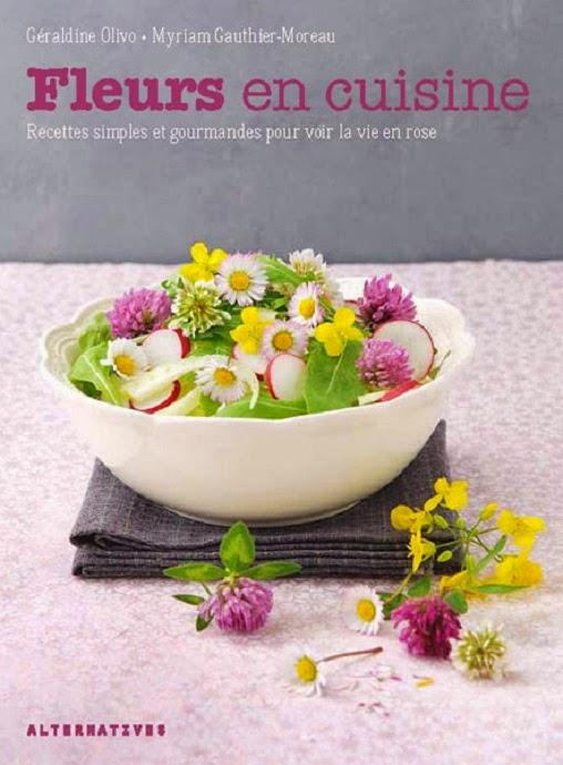 Fleurs en Cuisine